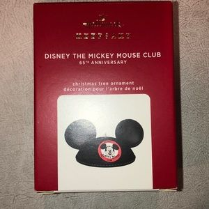 2020 Disney The Mickey Mouse Club ornament